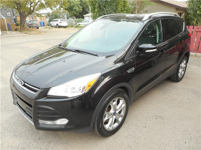 2014 Ford Escape Titanium (Stk: CC2493) in Regina - Image 1 of 21