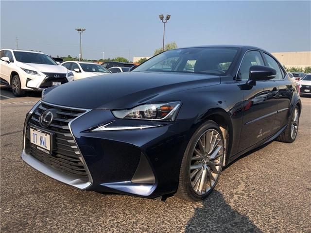 2017 Lexus IS 300 Base (Stk: 024036N) in Brampton - Image 1 of 16