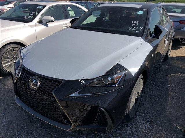 2018 Lexus IS 300 Base (Stk: 30452) in Brampton - Image 1 of 5