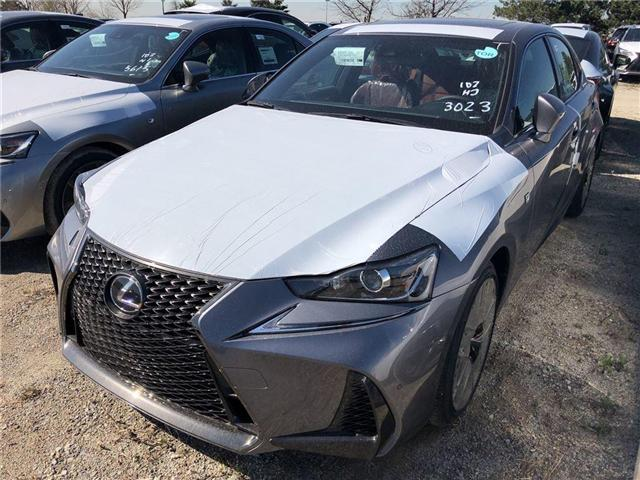 2018 Lexus IS 300 Base (Stk: 30358) in Brampton - Image 1 of 5
