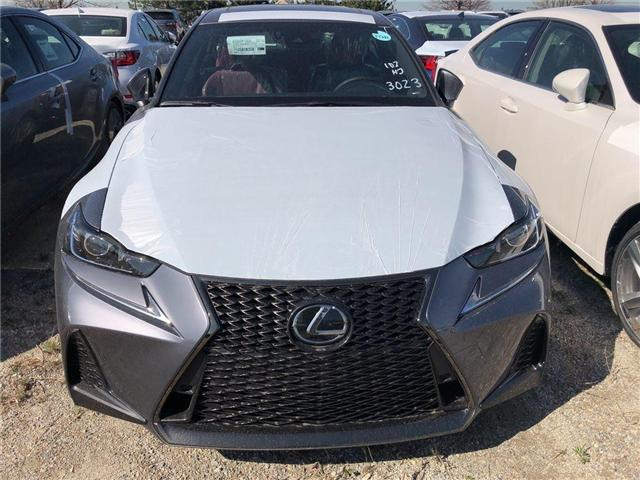 2018 Lexus IS 300 Base (Stk: 30358) in Brampton - Image 2 of 5