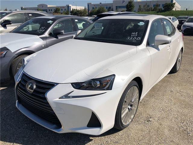 2018 Lexus IS 300 Base (Stk: 30446) in Brampton - Image 1 of 5