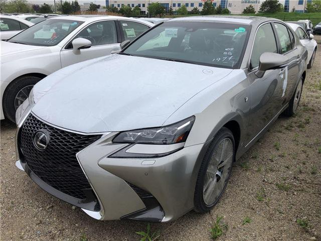 2018 Lexus GS 350 Premium (Stk: 9473) in Brampton - Image 1 of 5