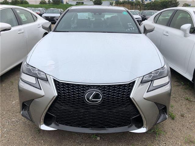 2018 Lexus GS 350 Premium (Stk: 9473) in Brampton - Image 2 of 5