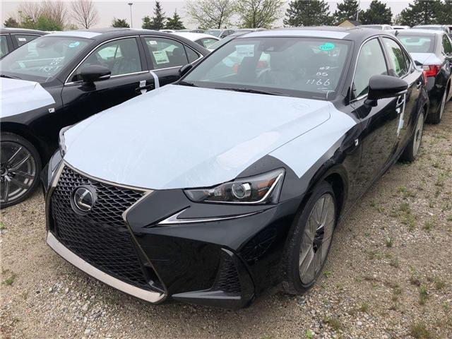 2018 Lexus IS 300 Base (Stk: 30552) in Brampton - Image 1 of 5