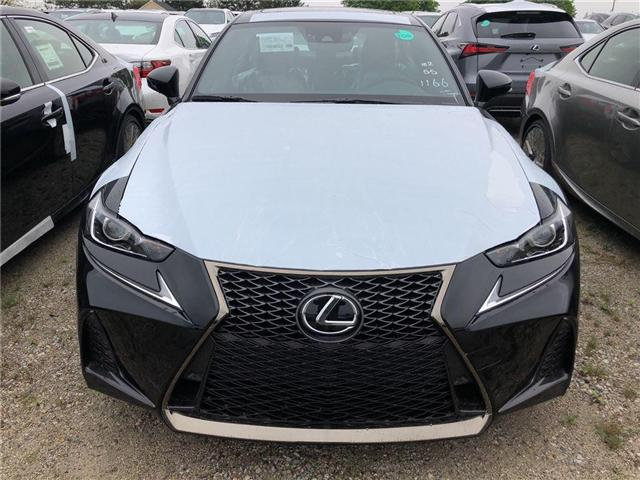 2018 Lexus IS 300 Base (Stk: 30552) in Brampton - Image 2 of 5