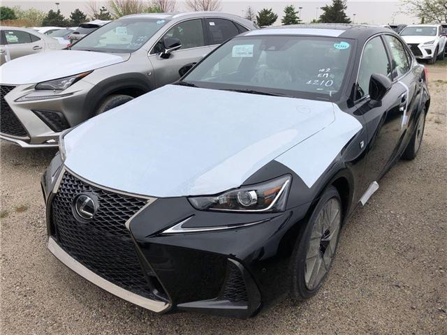 2018 Lexus IS 300 Base (Stk: 30964) in Brampton - Image 1 of 5