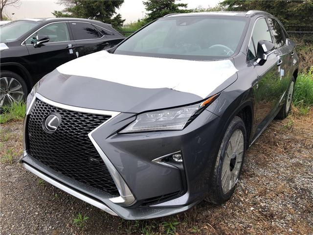2018 Lexus RX 350 Base (Stk: 154122) in Brampton - Image 1 of 5