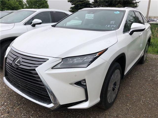 2018 Lexus RX 350L Luxury (Stk: 9092) in Brampton - Image 1 of 5