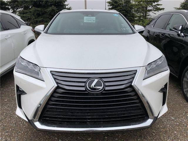 2018 Lexus RX 350L Luxury (Stk: 9092) in Brampton - Image 2 of 5