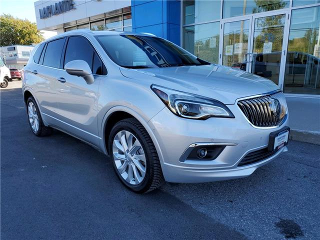2017 Buick Envision Premium II (Stk: 4141A) in Hawkesbury - Image 1 of 24