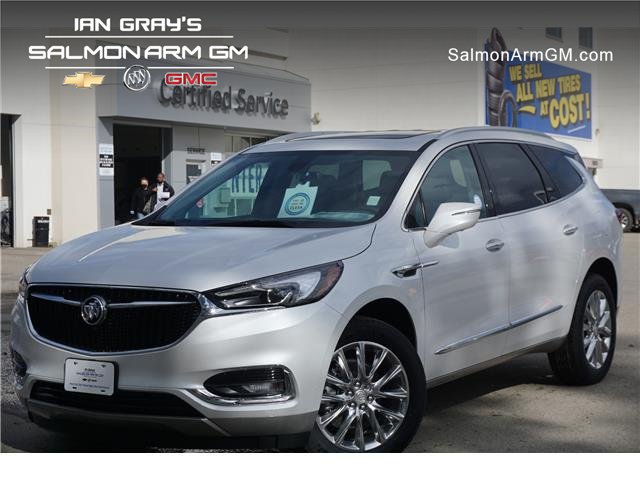 2021 Buick Enclave Essence (Stk: 21-155) in Salmon Arm - Image 1 of 28