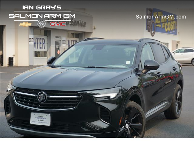 2021 Buick Envision Preferred (Stk: 21-271) in Salmon Arm - Image 1 of 25