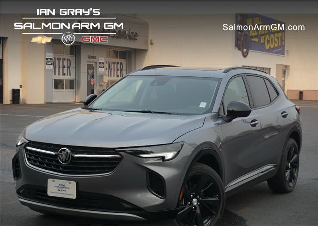 2021 Buick Envision Preferred (Stk: 21-273) in Salmon Arm - Image 1 of 25