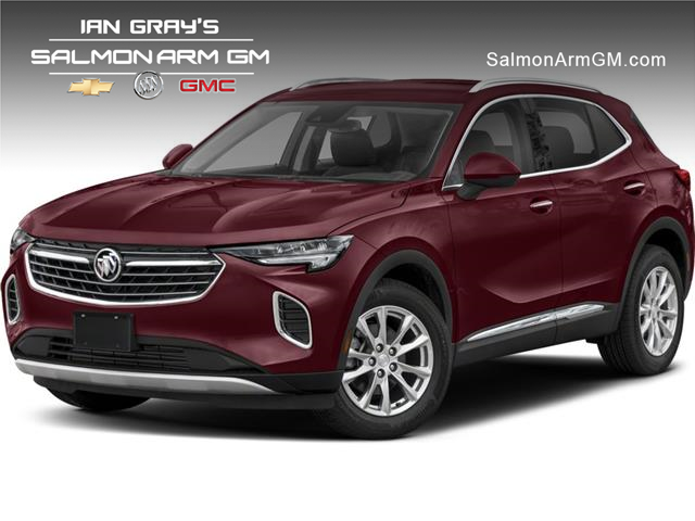 2021 Buick Envision Avenir (Stk: 21-278) in Salmon Arm - Image 1 of 1
