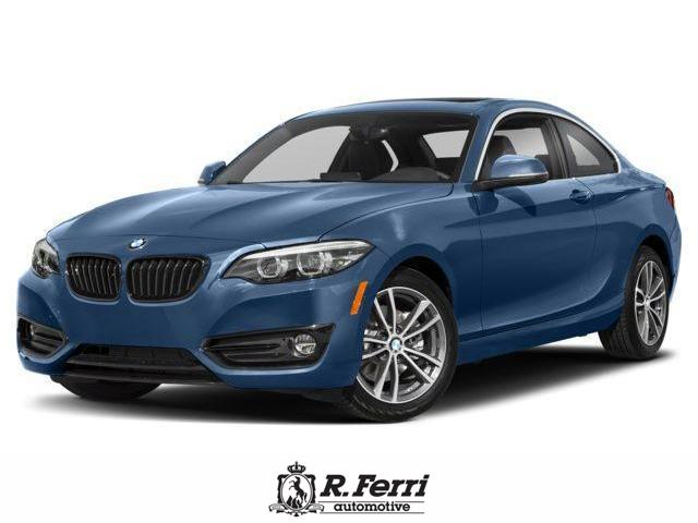 2019 BMW 230i xDrive (Stk: 27460) in Woodbridge - Image 1 of 9