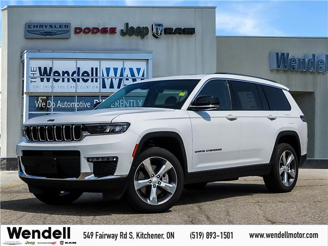2021 Jeep Grand Cherokee L Limited (Stk: 43072) in Kitchener - Image 1 of 23