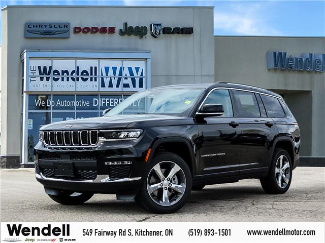 2021 Jeep Grand Cherokee L Limited (Stk: 43099) in Kitchener - Image 1 of 20