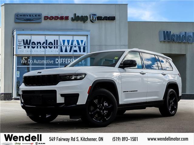 2021 Jeep Grand Cherokee L Laredo (Stk: 43117) in Kitchener - Image 1 of 19