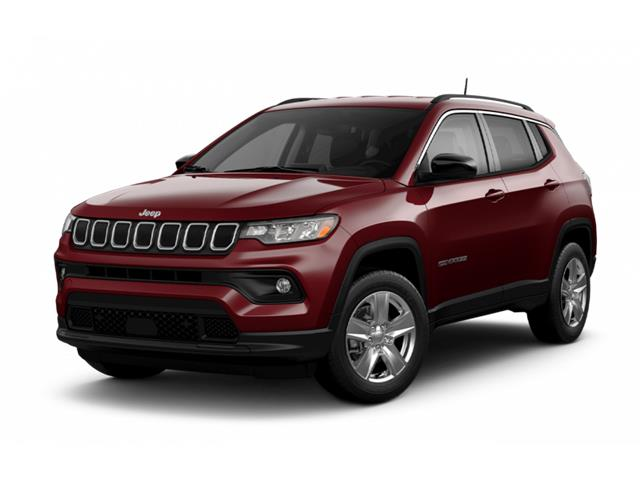 2022 Jeep Compass North (Stk: ) in Kitchener - Image 1 of 1