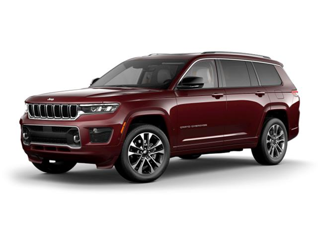2021 Jeep Grand Cherokee L Overland (Stk: ) in Kitchener - Image 1 of 1