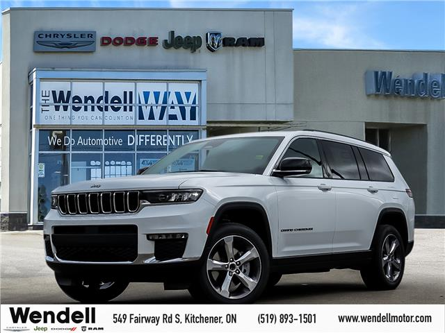 2021 Jeep Grand Cherokee L Limited (Stk: 43145) in Kitchener - Image 1 of 19