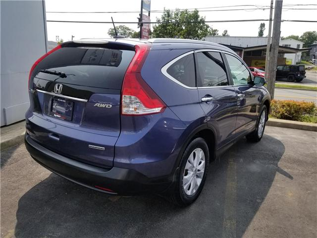 2012 Honda CR-V EX-L AWD w/Nav (Stk: p18-158) in Dartmouth - Image 2 of 12