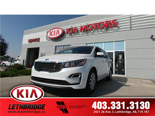 2019 Kia Sedona L (Stk: P2384A) in Lethbridge - Image 1 of 15