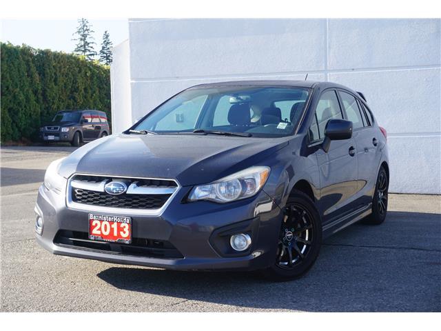 2013 Subaru Impreza 2.0i Premium (Stk: P21-199) in Vernon - Image 1 of 18