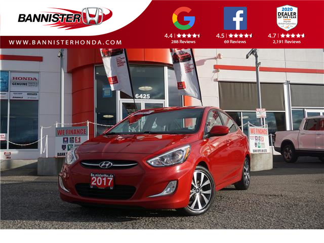 2017 Hyundai Accent SE (Stk: 22-025A) in Vernon - Image 1 of 16