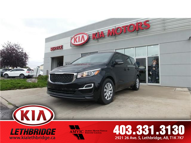 2019 Kia Sedona L (Stk: 9SD4306A) in Lethbridge - Image 1 of 17