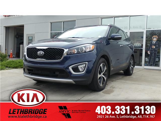 2017 Kia Sorento 2.0L EX (Stk: 8SR2187A) in Lethbridge - Image 2 of 20