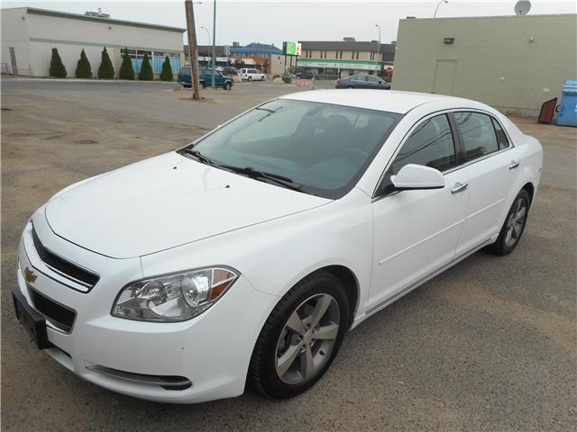 2012 Chevrolet Malibu LT (Stk: CC2494) in Regina - Image 1 of 18