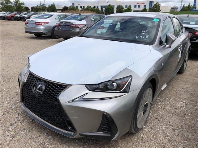 2018 Lexus IS 300 Base (Stk: 31178) in Brampton - Image 1 of 5