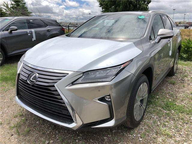 2018 Lexus RX 350L Luxury (Stk: 11515) in Brampton - Image 1 of 5