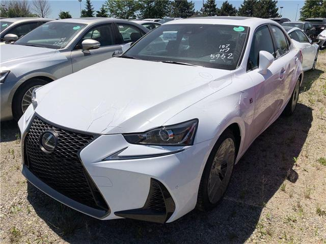 2018 Lexus IS 300 Base (Stk: 31443) in Brampton - Image 1 of 5
