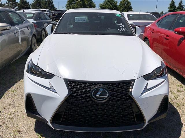 2018 Lexus IS 300 Base (Stk: 31443) in Brampton - Image 2 of 5