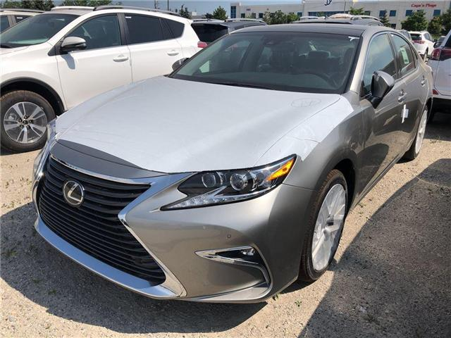 2018 Lexus ES 350 Base (Stk: 112050) in Brampton - Image 1 of 5