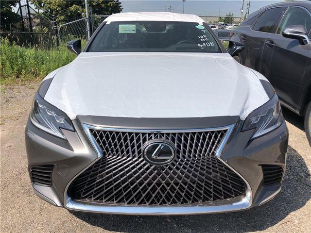 2018 Lexus LS 500 L (Stk: 5003337) in Brampton - Image 2 of 5