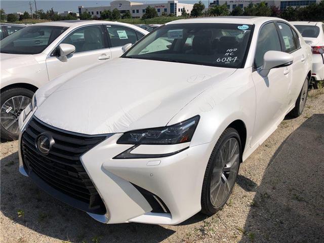 2018 Lexus GS 350 Premium (Stk: 9820) in Brampton - Image 1 of 5