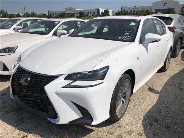 2018 Lexus GS 350 Premium (Stk: 9813) in Brampton - Image 1 of 5