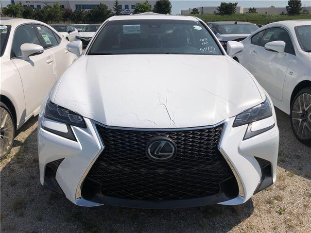 2018 Lexus GS 350 Premium (Stk: 9813) in Brampton - Image 2 of 5
