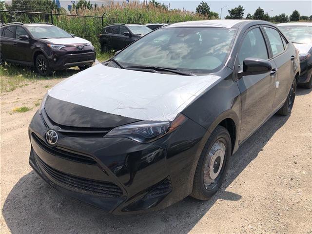2019 Toyota Corolla LE (Stk: 128495) in Brampton - Image 1 of 5