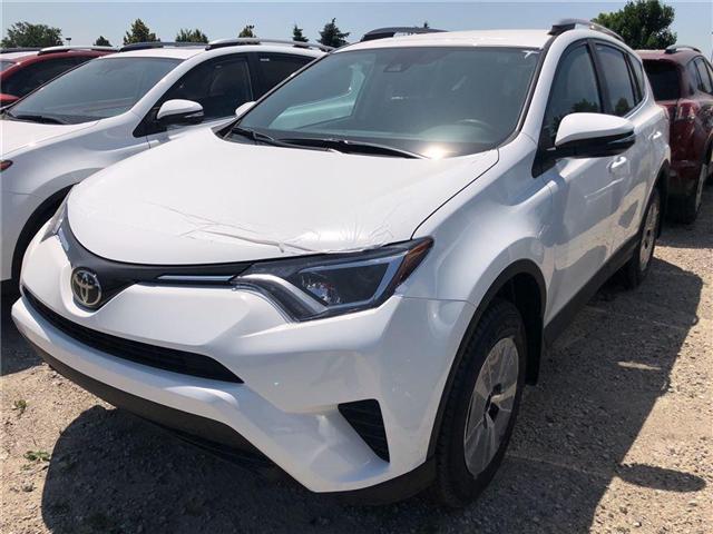 2018 Toyota RAV4 LE (Stk: 807444) in Brampton - Image 1 of 5