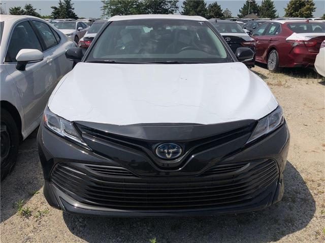 2018 Toyota Camry Hybrid LE (Stk: 505676) in Brampton - Image 2 of 5