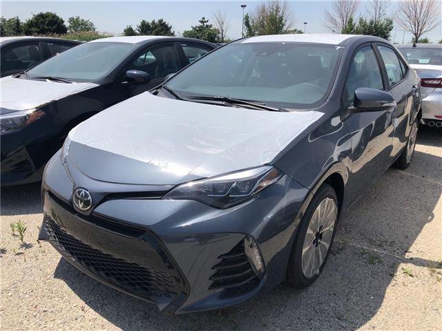 2019 Toyota Corolla SE (Stk: 131144) in Brampton - Image 1 of 5