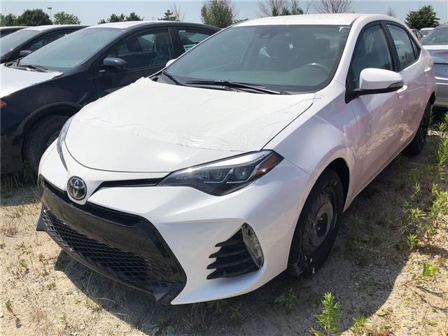 2019 Toyota Corolla SE (Stk: 131869) in Brampton - Image 1 of 5