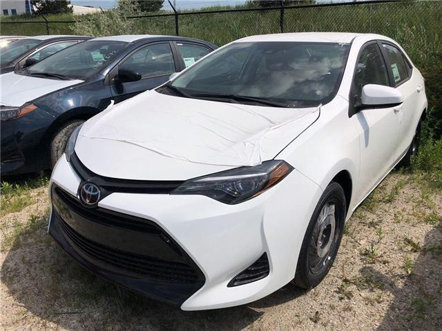 2019 Toyota Corolla LE (Stk: 132223) in Brampton - Image 1 of 5