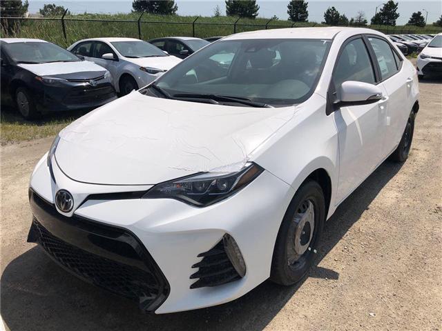 2019 Toyota Corolla SE (Stk: 132939) in Brampton - Image 1 of 5