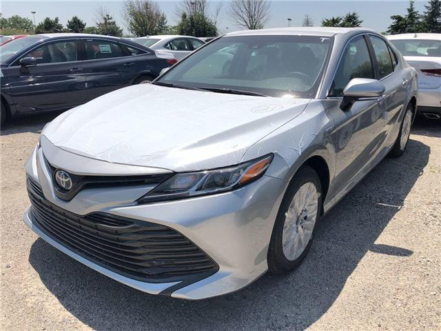 2018 Toyota Camry Hybrid LE (Stk: 4175) in Brampton - Image 1 of 5